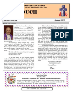 Aug Newsletter 2011