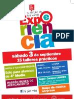 Expo Experiencia 2011