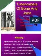 Ppt Skeletal Tb