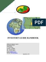 Investor Guide Handbook Sept. 2010