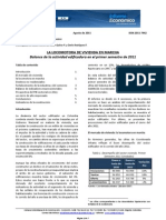 Informe Económico - Agosto 2011
