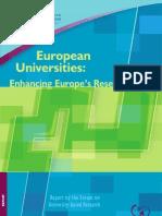 Enhancing Europe Research Base En