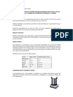 preinforme de granulometria