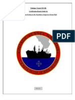 Certification Board Guide for the Steam Portion of the Machinery Inspector-Steam PQS