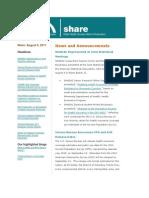 Shadac Share News 2011aug08