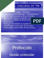 ProtocoloArquivoTécnicasDeArquivamento