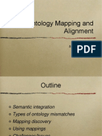 Ontology Mapping and Alignment-2005