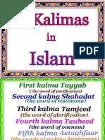 30971525 6 Kalimas in Islam
