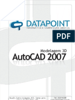 ApostilaAutoCAD2007 - 3d