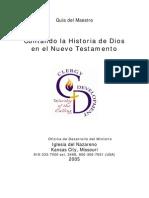 01 Contando La Historia de Dios en El Nuevo Test Amen To