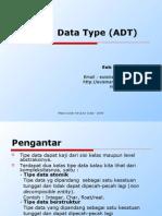 Materi 2 - Tipe Data Abstrak