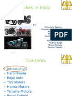 Final Presentation Bikes