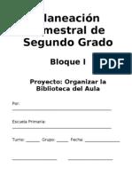 Proyecto 1 - 2° - Bloque I
