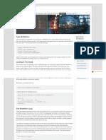 Site save of CodeSlinger.co.uk - GameBoy Emulator Programming in C++ - Beginning