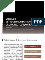 Presentacion Redes Hipertextuales Clase 6