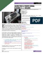 Comunicacion Por El Puerto Serial C++Builder