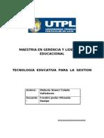 Tecnologia Educativa - Actividad 3
