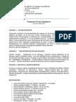 Programa Previos Regulares 5to Química Bachiller IFD 12