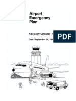 DOC 9137 Airport Services Manual Part 7- Airport Emergency
