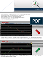 Forex Market Insight 09 August 2011
