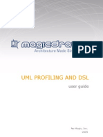 UML Profiling and DSL UserGuide