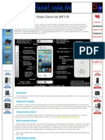 HiPhone MF118 - Características Gerais