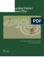 Energy Corridor District Bicycle Master Plan