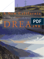 A New California Dream (Excerpt)
