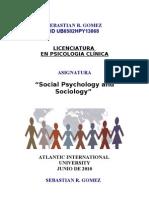 32796942 Social Psychology and Sociology