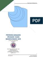 Perencanaan Irigasi Dan Bangunan Air