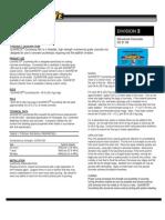 DATA SHEET-Countertop Mix 1106-80 -81