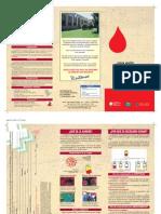 CRTSCordoba - Triptico Donacion de Sangre