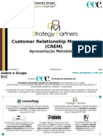 Apresentação Metodologias CREM DOM Strategy Partners 2010