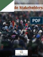E-Book Gestão de Stakeholders DOM Strategy Partners 2010