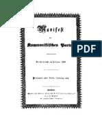 Manifiesto Del Partido ComunistaDe Wikipedia