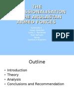 Group Presentation Arulastan