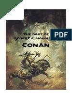 The Best of Robert E. Howard's Conan