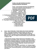 Bab v. Pancasila Dalam Konteks Sejarah