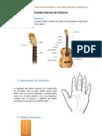 Acordes de guitarra(2011)
