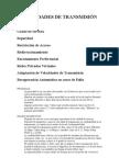 MODALIDADES DE TRANSMISIÓN