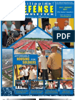 DND-OPA - Philippine Defense Newsletter - 003 - June-July Issue