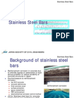 Study on Ferritic Type Ss by Japan Society of Civil Engineers