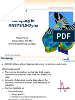 Damping Dyna