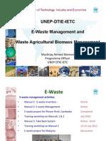 4 - Menon - IETC EWaste-Biomass_Activities