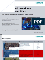 Неядерные острова, паровые турбины и генераторы для современных АЭС