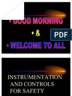 Safety in Instrumentation