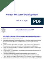 Globalisation & HRD