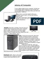 Anatomy of Computer