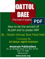 Odattol Daee ( the Asset of the Supplicant)
