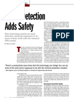 Faster Detection Adds Safety